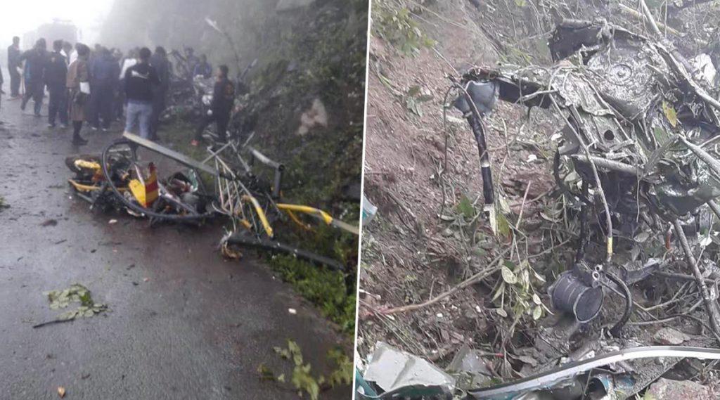Chetak Helicopter Crashes In Bhutan: ভুটানে ভেঙে পড়ল ভারতীয় সেনার চেতক হেলিকপ্টার, মৃত ২