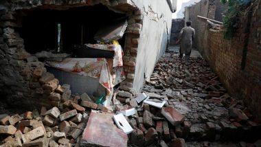 POK Earthquake: পাকিস্তান অধিকৃত কাশ্মীরে ভূমিকম্পে মৃত বেড়ে ৩৭, আহত ৫০০-র বেশি
