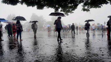 West Bengal Weather Update: রাজ্যের বিভিন্ন জায়গায় বিক্ষিপ্ত বৃষ্টি, ভরা শীতেও সঙ্গে রাখুন ছাতা