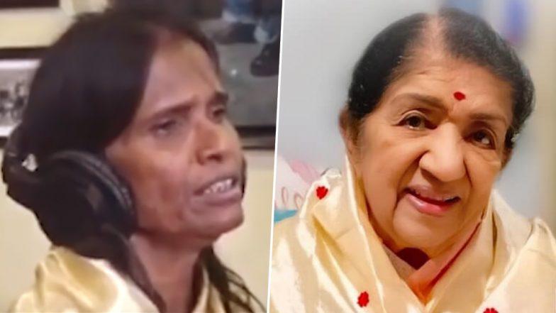 Lata Mangeshkar on Ranu Mondal: রানু মন্ডলের গানের প্রতিক্রিয়ায় লতা মঙ্গেশকরের উপদেশ, আসল গায়িকা হয়ে উঠুন
