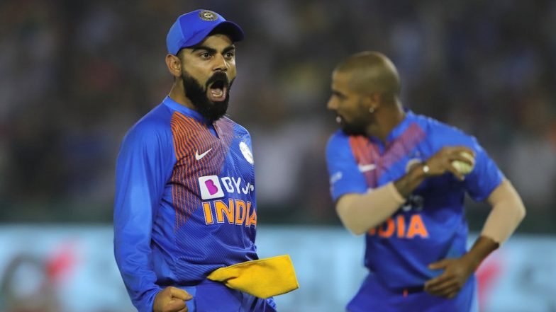 IND vs SA 2nd T20I 2019: দ্বিতীয় টি-টোয়েন্টি ম্যাচে মোহালিতে  বিরাট ঝড়ে উড়ে গেল দক্ষিণ আফ্রিকা, ৭ উইকেটে জয় টিম ইন্ডিয়ার