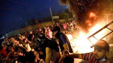 Iraq Anti Govt Protest: ইরাকে জারি সরকারবিরোধী বিক্ষোভ, মৃতের সংখ্যা বেড়ে ৩৪