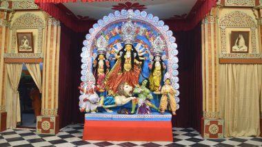 Durga Ashtami 2019: প্রথা মেনে বেলুড় মঠে কুমারি পুজো, সমাগম প্রচুর ভক্তের