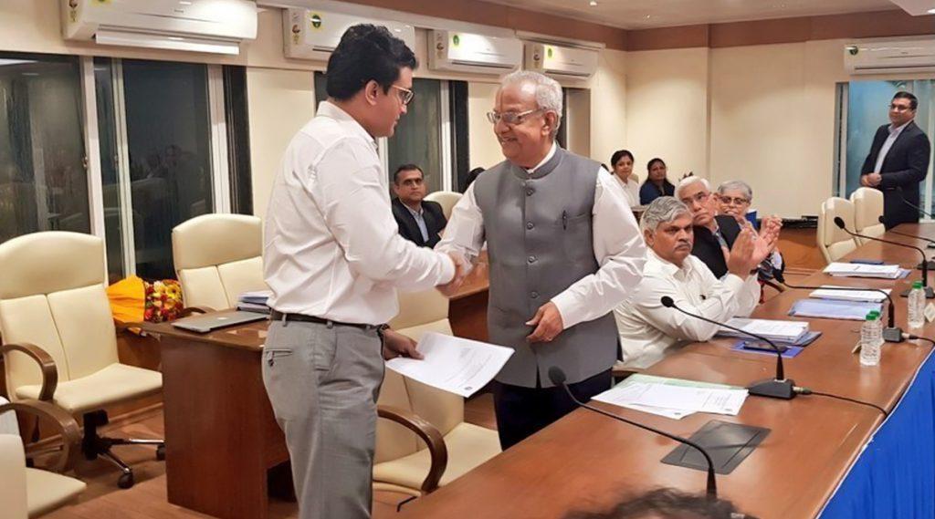 Sourav Ganguly Takes Charge As The President Of BCCI: বিসিসিআই-র সভাপতি হিসেবে দায়িত্ব নিলেন সৌরভ গাঙ্গুলি