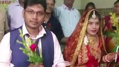 Couple Gets Married by Taking Oath on Constitution: অগ্নি নয়, ভারতের সংবিধান সাক্ষী রেখে বিয়ে করলেন ওড়িশার দম্পতি
