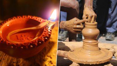 Deepavali 2019: বাজার দখল চিনের, ক্রমশ হারিয়ে যাচ্ছে মাটির প্রদীপ