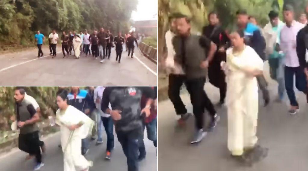 Mamata Banerjee: দার্জিলিঙের পাহাড়ি পথে ১০ কিলোমিটার জগিং করলেন মমতা ব্যানার্জি: ভিডিও