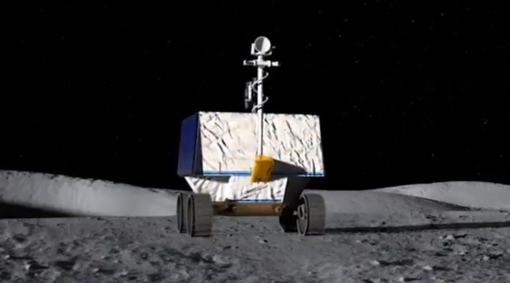 Water Ice on The Moon: চাঁদে জলের খোঁজ আনতে এবার রোবট পাঠাতে চলেছে নাসা!