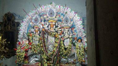 Durga Puja 2019 Dashami: দশমীতে বিদায়ের সুর, রীতি মেনে মাকে বিদায় শোভাবাজার রাজবাড়িতে