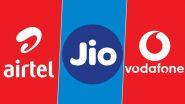 Jio: ভারতীয় টেলিকমে জোরদার যুদ্ধ, জিওকে পরপর গুলি এয়ারটেল- ভোডাফোনের