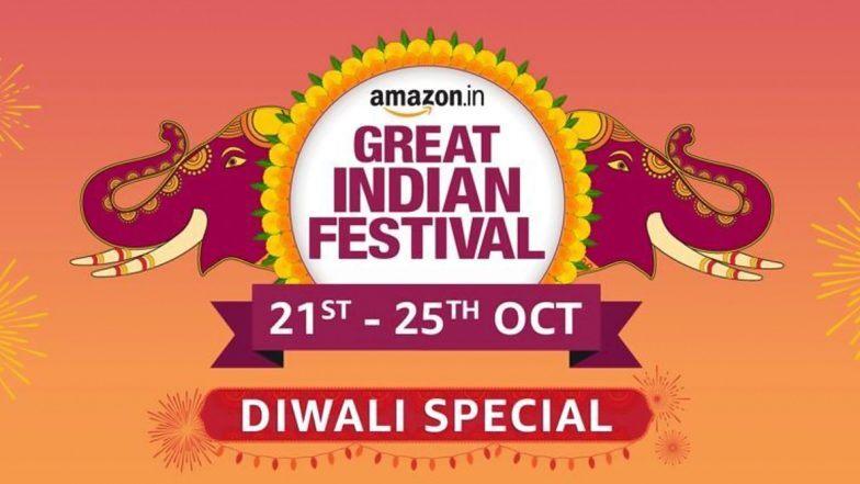 Amazon Great Indian Festival Sale 2019: অপেক্ষা করছিলেন? দীপাবলিতে অ্যামাজন 'গ্রেট ইন্ডিয়ান ফেস্টিভ্যাল '- তে কিনে নিন আপনার প্রয়োজনীয় জিনিসগুলি