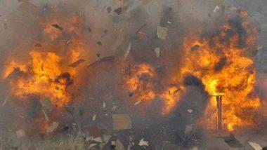মেদিনীপুর: বেআইনি বাজি কারখানায় বিস্ফোরণ, উড়ে গেল ছাদ, বারুদের আগুনে ঝলসে একজনের মৃত্যু