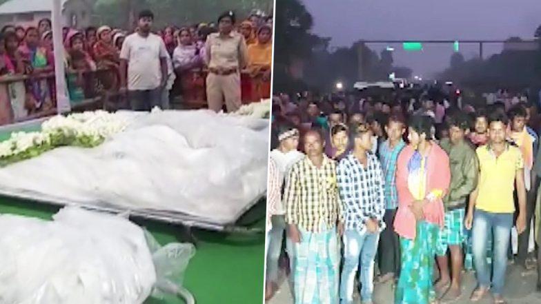 Murshidabad: ভোররাতে মুর্শিদাবাদ পৌঁছল কাশ্মীরে নিহত ৫ বাঙালি শ্রমিকের মরদেহ