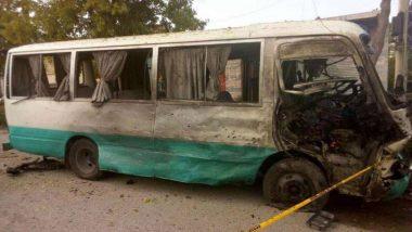 Saudi Arabia Bus Accident: পবিত্র মদিনা শহরে ভয়াবহ পথদুর্ঘটনায় ৩৫ জন তীর্থযাত্রীর মৃত্যু