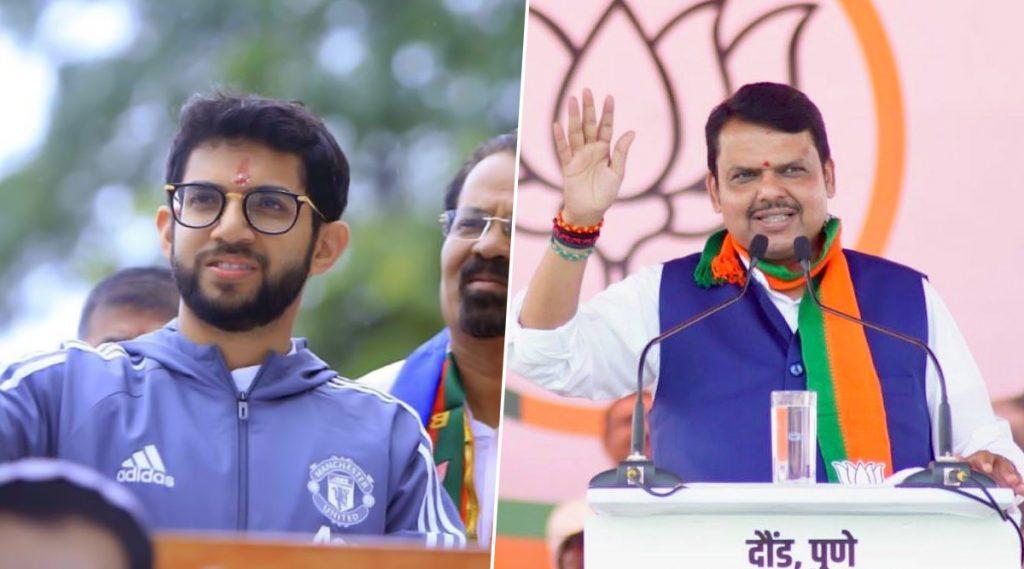 Maharashtra Assembly Elections 2019 Results: মহারাষ্ট্রে ফের সরকার গড়ার পথে বিজেপি-শিবসেনা জোট, ওরলি আসনে জয়ী আদিত্য ঠাকরে