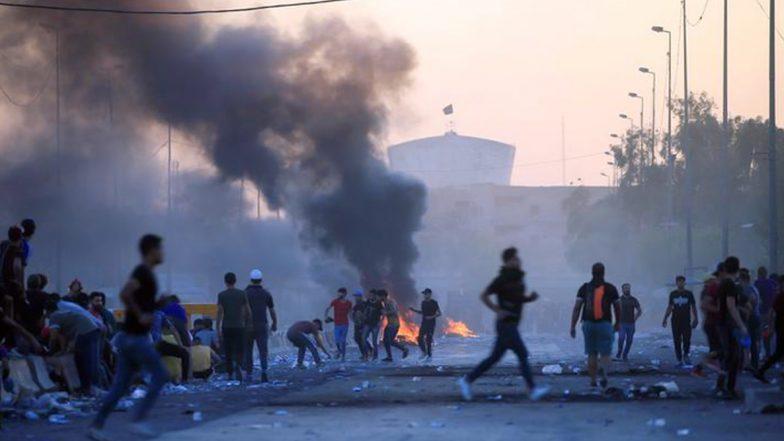 Iraq Anti Govt Protest: সরকারবিরোধী বিক্ষোভে তপ্ত ইরাক, মৃত বেড়ে ৬০