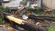 Typhoon Hagibis in Japan: টাইফুন হাগিবিসের দাপটে জাপানে মৃত বেড়ে ২৫, জরুরি বৈঠকে প্রধানমন্ত্রী শিনজো আবে