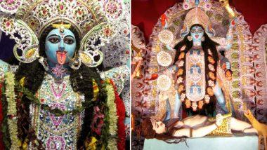 Kali Puja 2019: আজ কালীপুজো, কালীঘাট-দক্ষিণেশ্বর-তারাপিঠে সকাল থেকে ভক্তদের ঢল, আলোর রোশনাইয়ে ভাসতে তৈরি রাজ্য