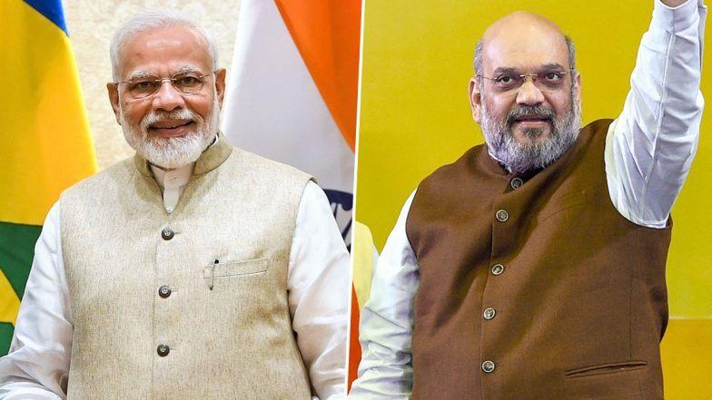 PM Narendra Modi Wishes To Amit Shah: স্বরাষ্ট্রমন্ত্রী অমিত শাহের ৫৫তম জন্মদিনের শুভেচ্ছা নরেন্দ্র মোদির