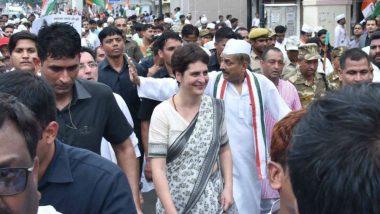 Priyanka Gandhi Flays Yogi Adityanath Government: যোগীর রাজ্যে সবথেকে বেশি অত্যাচারিত মহিলারা, অপরাধের তালিকা দেখে ক্ষোভে ফেটে পড়লেন প্রিয়াঙ্কা গান্ধী