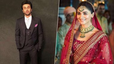 Alia Bhatt and Ranbir Kapoor Marriage: বিয়ের হাওয়ায় গা ভাসানো শুরু, ১৪ দিন পর বিয়ের পিঁড়িতে বসছেন রণবীর কাপুর- আলিয়া ভাট
