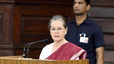 Sonia Gandhi: কংগ্রেস শাসিত রাজ্যের গর্ভবতী ও স্তন্যপান করানো মহিলাদের ৬০০০ টাকা নিশ্চিত করুন, মুখ্যমন্ত্রীদের চিঠি দিলেন সোনিয়া গান্ধী
