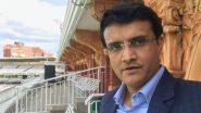 BCCI: আগামী ২৩ অক্টোবর বোর্ডের দায়িত্ব নিচ্ছেন সভাপতি সৌরভ গাঙ্গুলি