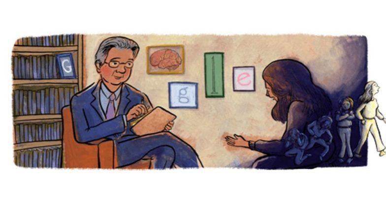 Herbert David Kleber Google Doodle: গুগল ডুডলে আজ হার্বাট ডেভিড ক্লেবার