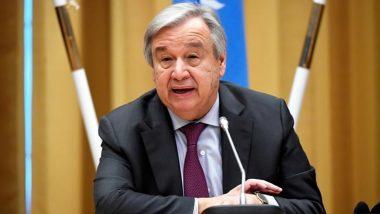 UN Chief: করোনাভাইরাস মহামারীর কারণে বাড়তে পারে হিংসা, সন্ত্রাসবাদী হামলা, আশঙ্কা রাষ্ট্রসংঘের মহাসচিব আন্তোনিও গুতেরেসের