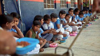 মিড-ডে-মিলে পড়ুয়াদের পাতে ডাল-ভাত, মাংস খাচ্ছেন স্কুল পরিদর্শক, সরকারি কর্তাকে সাসপেন্ড জেলাশাসকের