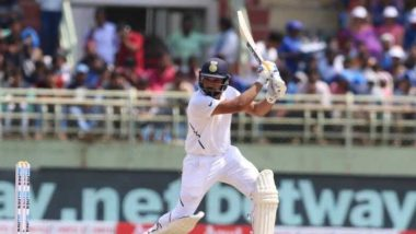 India vs South Africa, 1st Test 2019: প্রথমবার টেস্টে ওপেন করতে নেমে সেঞ্চুরি রোহিত শর্মার, বিনা উইকেটে দুশো টপকে গেল ভারতের স্কোর