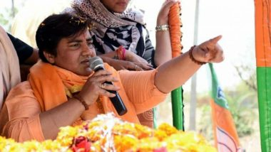 Pragya Singh Thakur: উড়োচিঠি এল প্রজ্ঞা সিং ঠাকুরের ঠিকানায়, মিলল পাউডারসদৃশ রহস্যপদার্থ