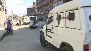 Kashmir: শ্রীনগরেরর রাস্তায় গ্রেনেড ছুড়ল জঙ্গিরা, জখম ৫