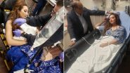 মিস ওয়ার্ল্ড আমেরিকার স্টেজে উল্টে পড়লেন ইন্দো- আমেরিকান মডেল শ্রী সাইনি, আইসিইউইতে প্রতিযোগী