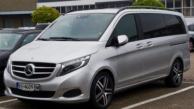 Mercedes-Benz: ১ কোটি ১০ লক্ষ টাকায় ভারতে লঞ্চ করল মার্সিডিজ-বেঞ্জ