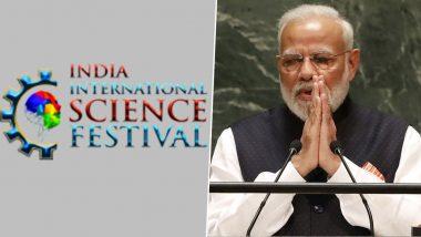 IISF Inaugurate By Narendra Modi: কলকাতায় নয়, দিল্লিতে বসেই ভারতীয় আন্তর্জাতিক বিজ্ঞান উৎসবের উদ্বোধন করলেন প্রধানমন্ত্রী নরেন্দ্র মোদি