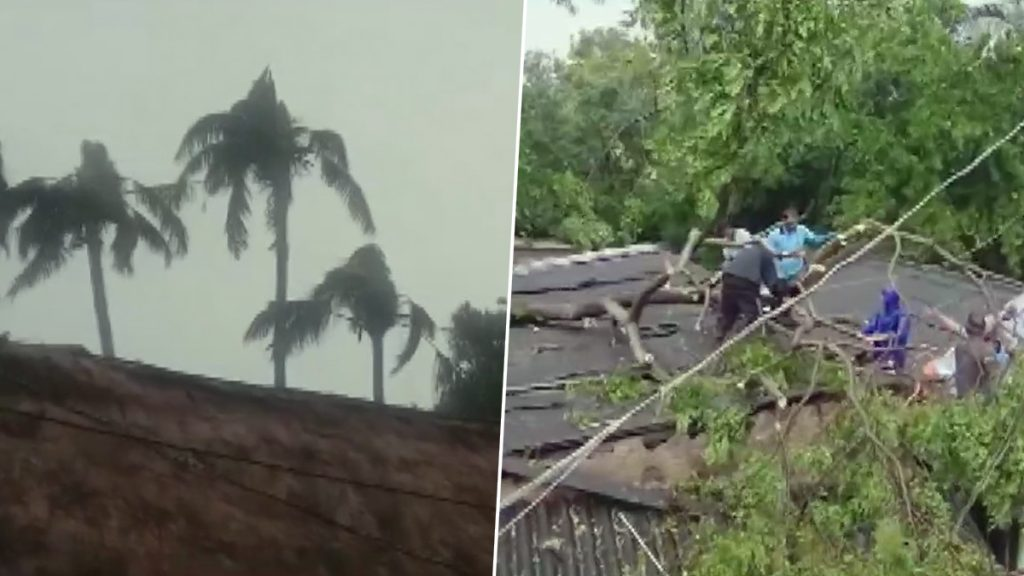 Cyclone BulBul Update: সাগরদ্বীপে আছড়ে পড়ল ঘূর্ণিঝড় বুলবুল, গতিবেগ ১২০ কিলোমিটার