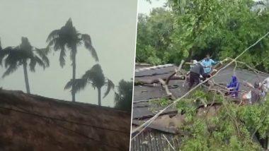 Cyclone Bulbul Updates: যতটা গর্জাল ততটা বর্ষাল না, শক্তি হারিয়ে বাংলাদেশে ঘূর্ণিঝড় বুলবুল;  বিকেলের মধ্যেই স্বাভাবিক হবে পরিস্থিতি