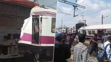 Telangana Train Accident: হায়দেরাবাদের কাচ্চেগুড়া রেলস্টেশনে দুটি ট্রেনের মুখোমুখি সংঘর্ষ, আহত প্রায় ১২