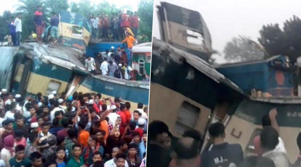 Bangladesh Train Accident: বাংলাদেশে ২টি ট্রেনের মুখোমুখি সংঘর্ষ, মৃত ১৬; আহত শতাধিক