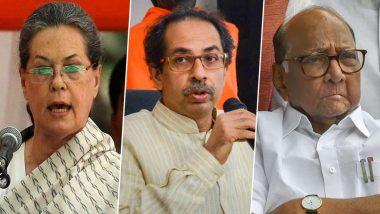 Maharashtra Govt Formation: মহারাষ্ট্রে সরকার গড়ার দাবি জানাল শিবসেনা, এনসিপি, কংগ্রেস