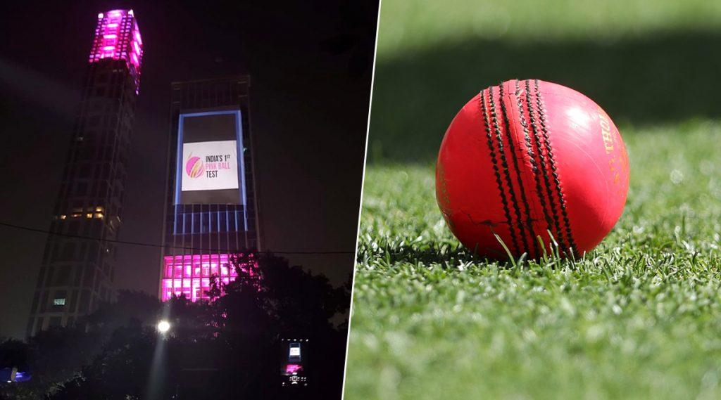 Pink Ball Fever:   শহিদ মিনার, বেন টাওয়ার থেকে হাসপাতাল ক্রিকেট জ্বরে গোলাপি হল শহর কলকাতা