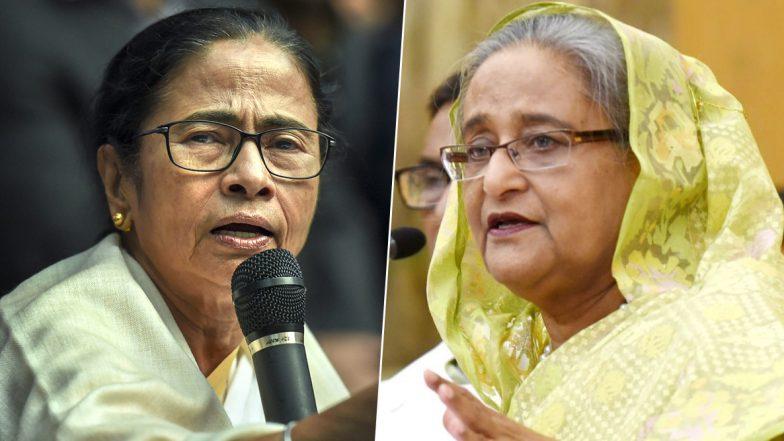 Mamata Banerjee-Sheikh Hasina Meet: গোলাপি টেস্টের সাক্ষী হতে আজ কলকাতায় আসছেন শেখ হাসিনা, সন্ধ্যায় বৈঠক মমতা ব্যানার্জির সঙ্গে