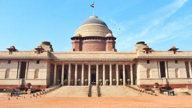 Delhi: রাষ্ট্রপতি ভবনের বাইরে থেকে জলের পাইপ চুরি করে ধৃত ৪