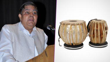 Jagdeep Dhankhar: তবলায় চাঁটি মেরে প্রতিবাদ ক্ষুব্ধ রাজ্যপালের, কিন্তু কেন?
