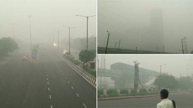 Air Quality Continues To Remain Severe In Delhi: বৃষ্টি হলেও ধোঁয়াশার চাদরেই দিল্লি, প্রভাব পড়ল বিমান চলাচলে