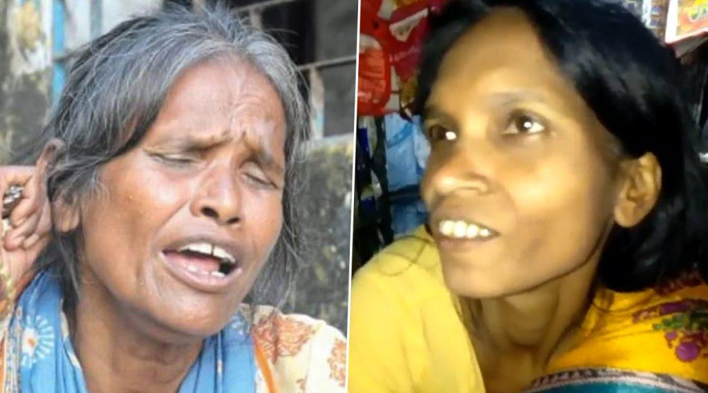 Ranu Mondal-2: অবিকল যেন রাণু মণ্ডল, গুয়াহাটি স্টেশনে গেয়ে উঠলেন রাণুর গাওয়া 'তেরি মেরি কাহানি'
