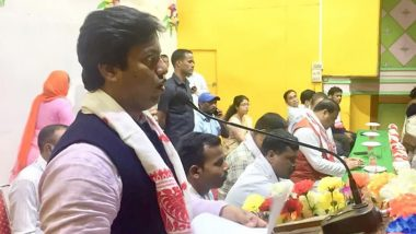Pallab Lochan Das: ভালো রাস্তা হলেই বেশি দুর্ঘটনা ঘটে, দাবি করলেন অসমের বিজেপি সাংসদ পল্লব লোচন দাস