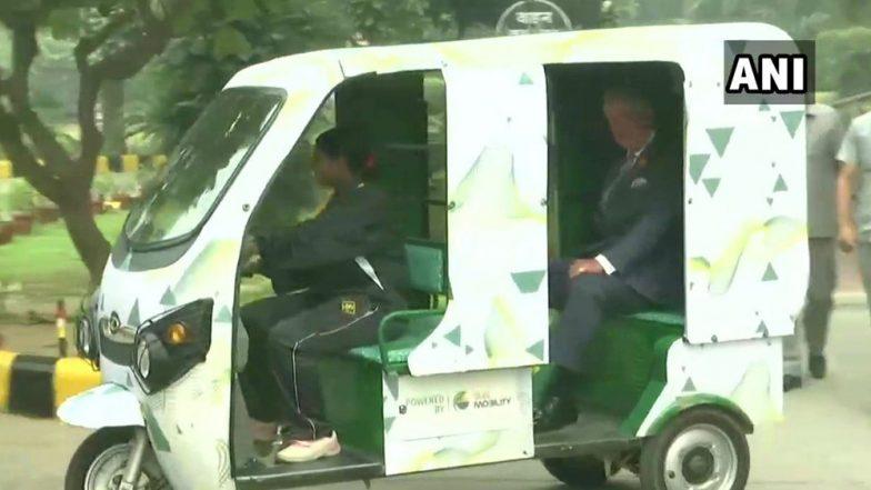 Prince Charles: রাজধানীর মৌসম ভবন পরিদর্শনে ব্রিটেনের যুবরাজ,  ই-রিকশা চড়েই ফিরে গেলেন চার্লস