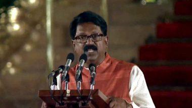 Shiv Sena's Arvind Sawant Resigns: জোটে নেই বিজেপি, তাই  সরকার গড়তে কেন্দ্রীয় মন্ত্রীর পদ থেকে পদত্যাগ শিবসেনা সাংসদের